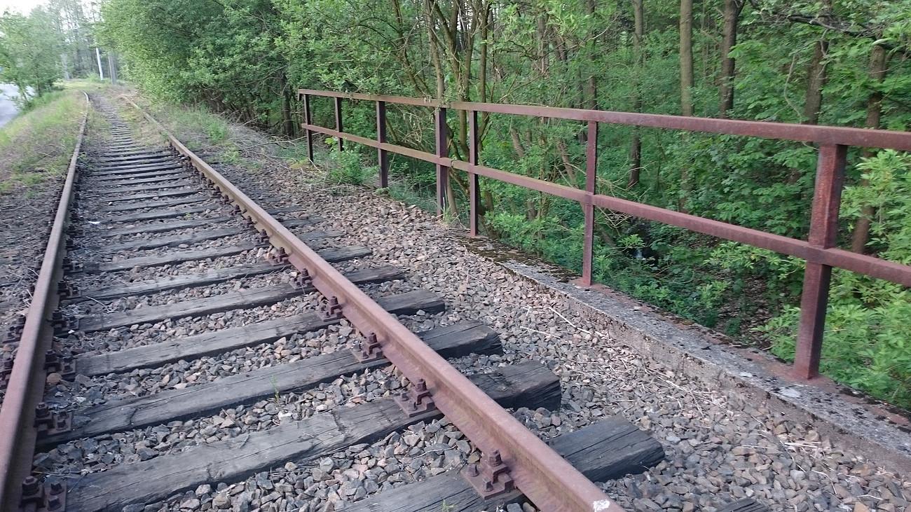 Most nad Regulanką w Regulicach Górnych