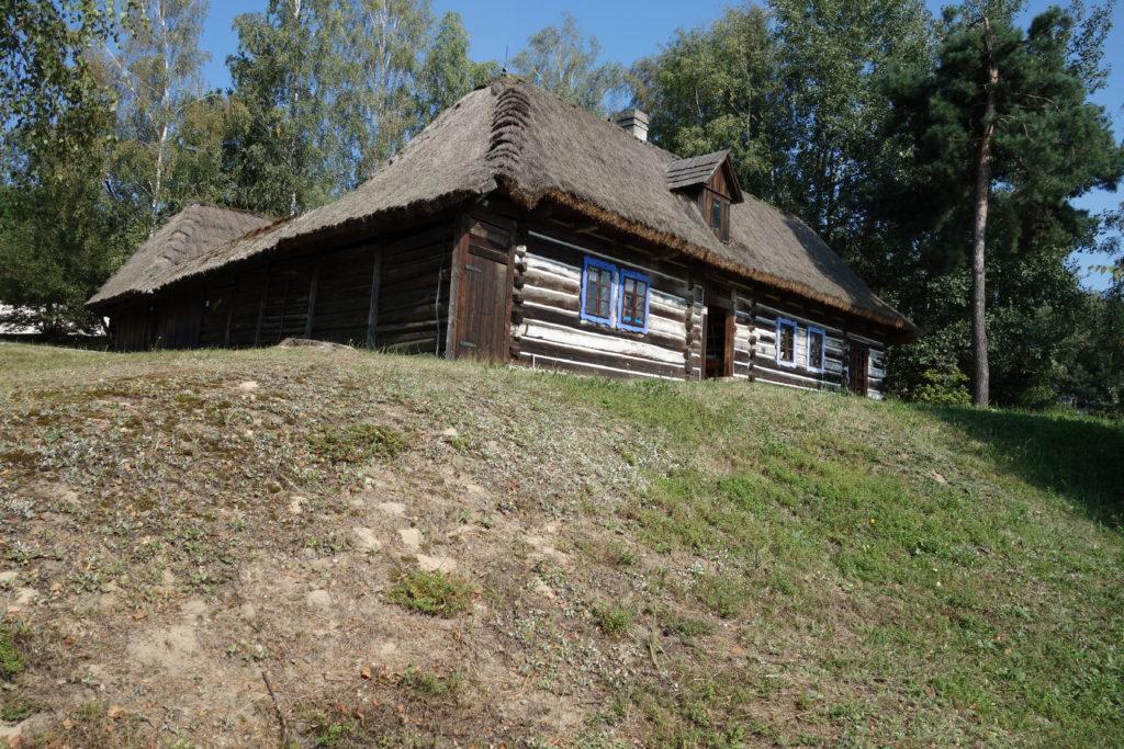 Okół w Skansenie w Wygiełzowie