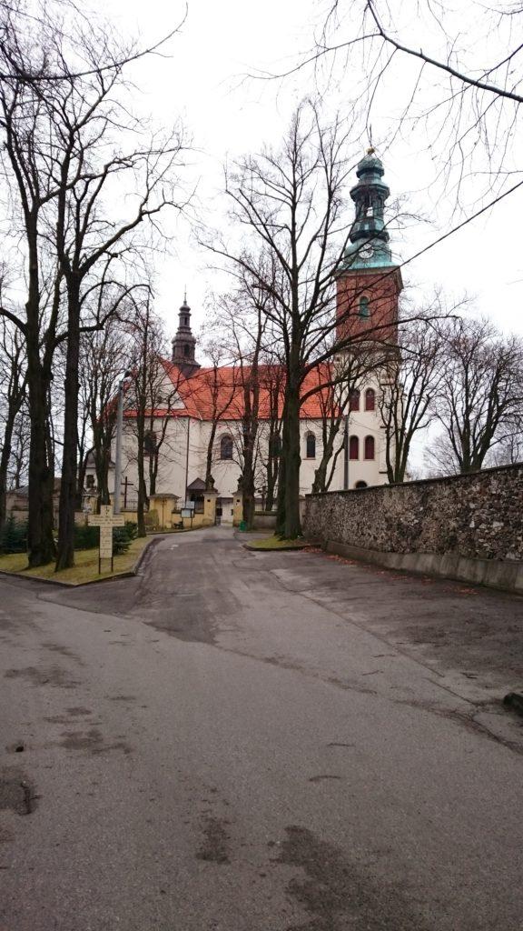 Klasztor Ojców Bernardynów w Alwerni