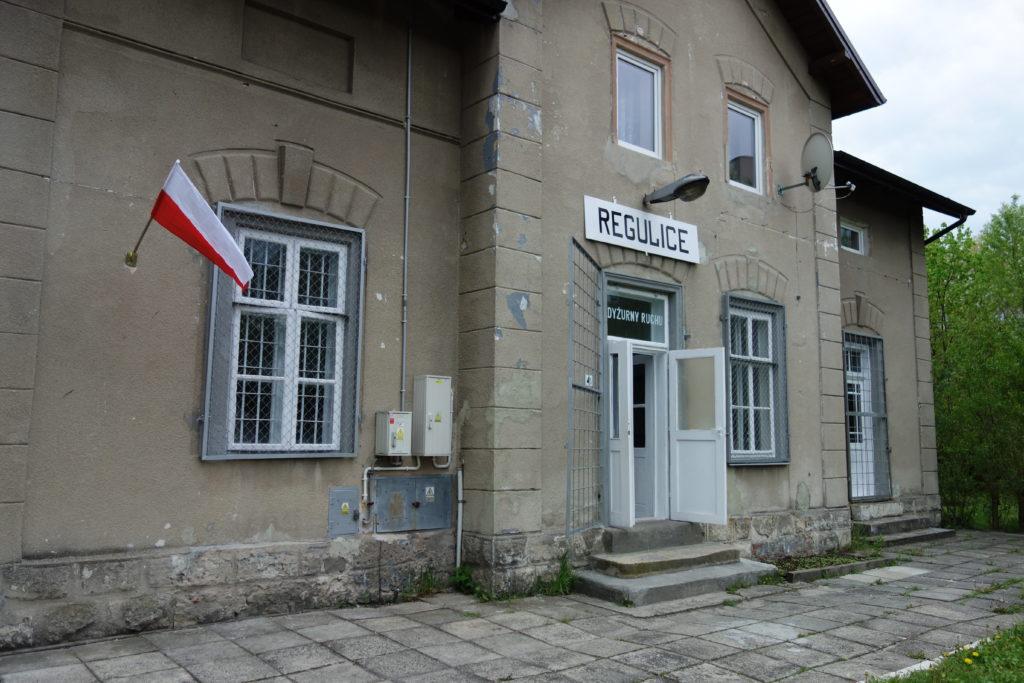 Stacja Regulice